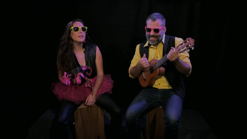 Présentation du duo Bambino Acoustique